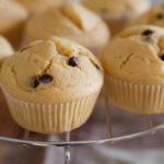 Muffin banana e cioccolato