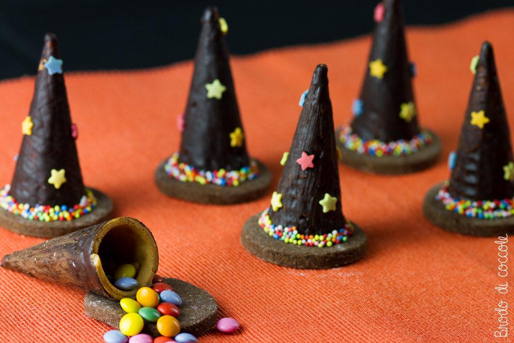Cappelli di strega per Halloween