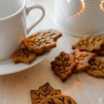 Biscotti con farina di castagne e anice