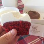 New York - Red velvet cupcake di Magnolia Bakery