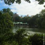 Central Park - Vista lago