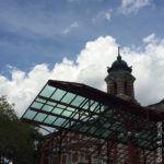 Ellis Island - Ingresso del Museo dell'Immigrazione