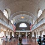 Ellis Island - Interno del Museo dell'Immigrazione