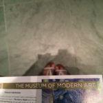 New York - Ingresso del MoMA