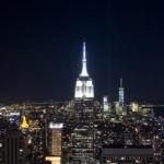 New York - Vista dal Top of the Rock