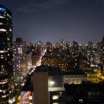 New York - La città vista dall'appartamento