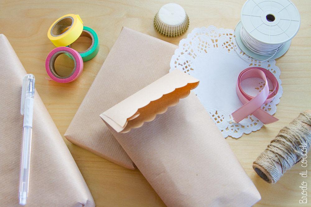 Come decorare pacchetti regalo