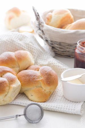 Pan brioche con lievito madre