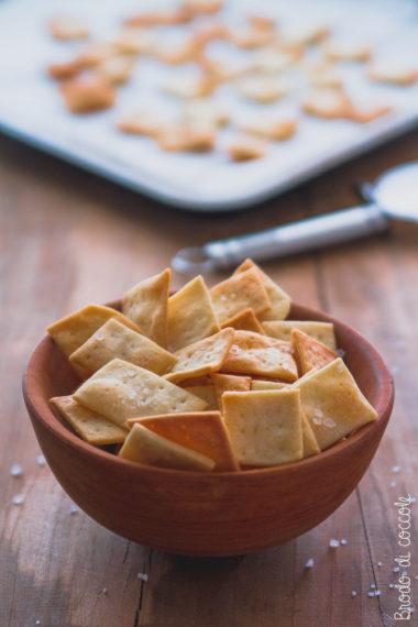 Cracker veloci fatti in casa
