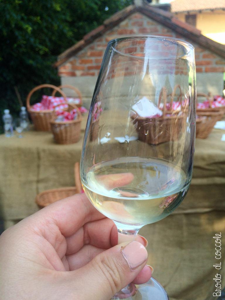 Portè Disnè - Degustazione vini del Roero