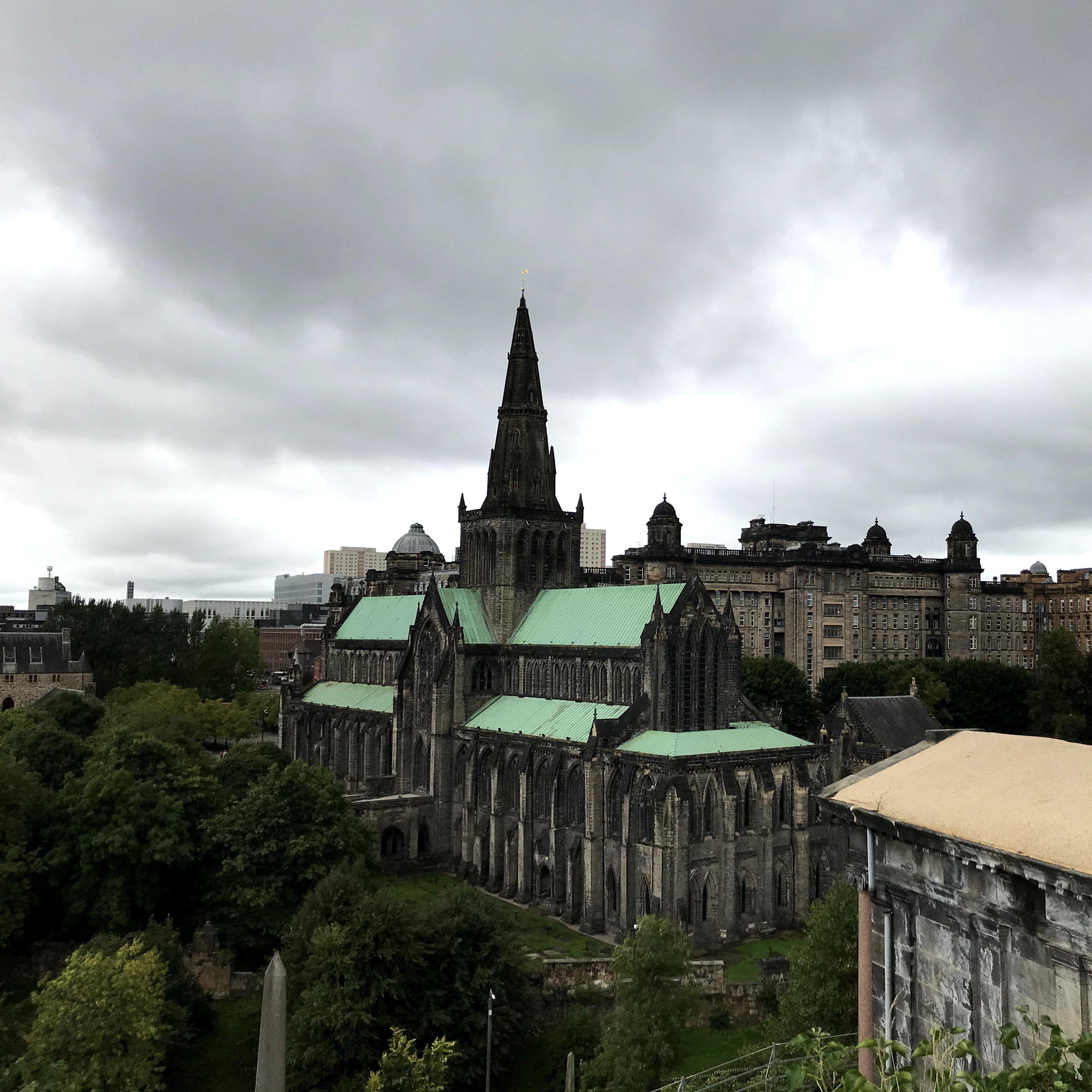 Glasgow - Cattedrale di San Mungo