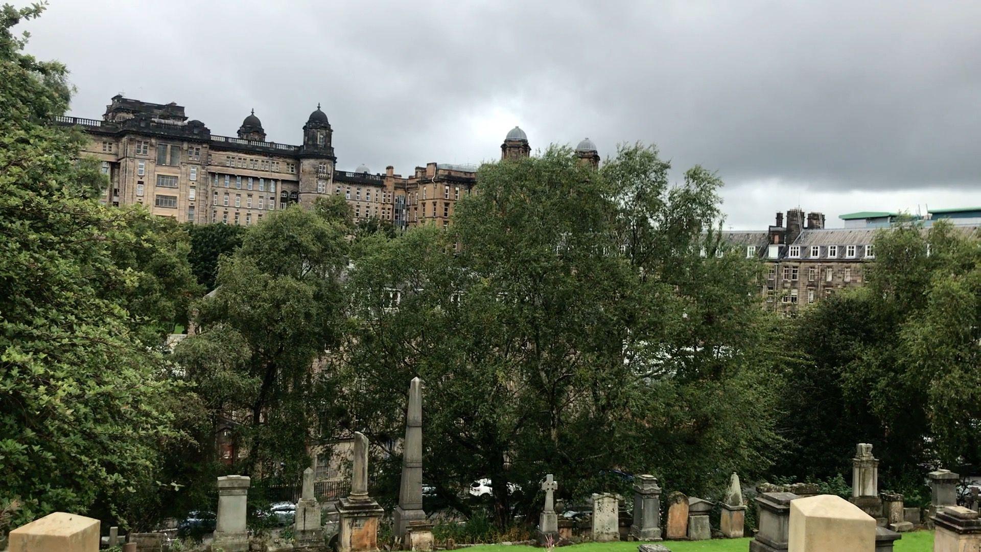 Glasgow - Necropoli