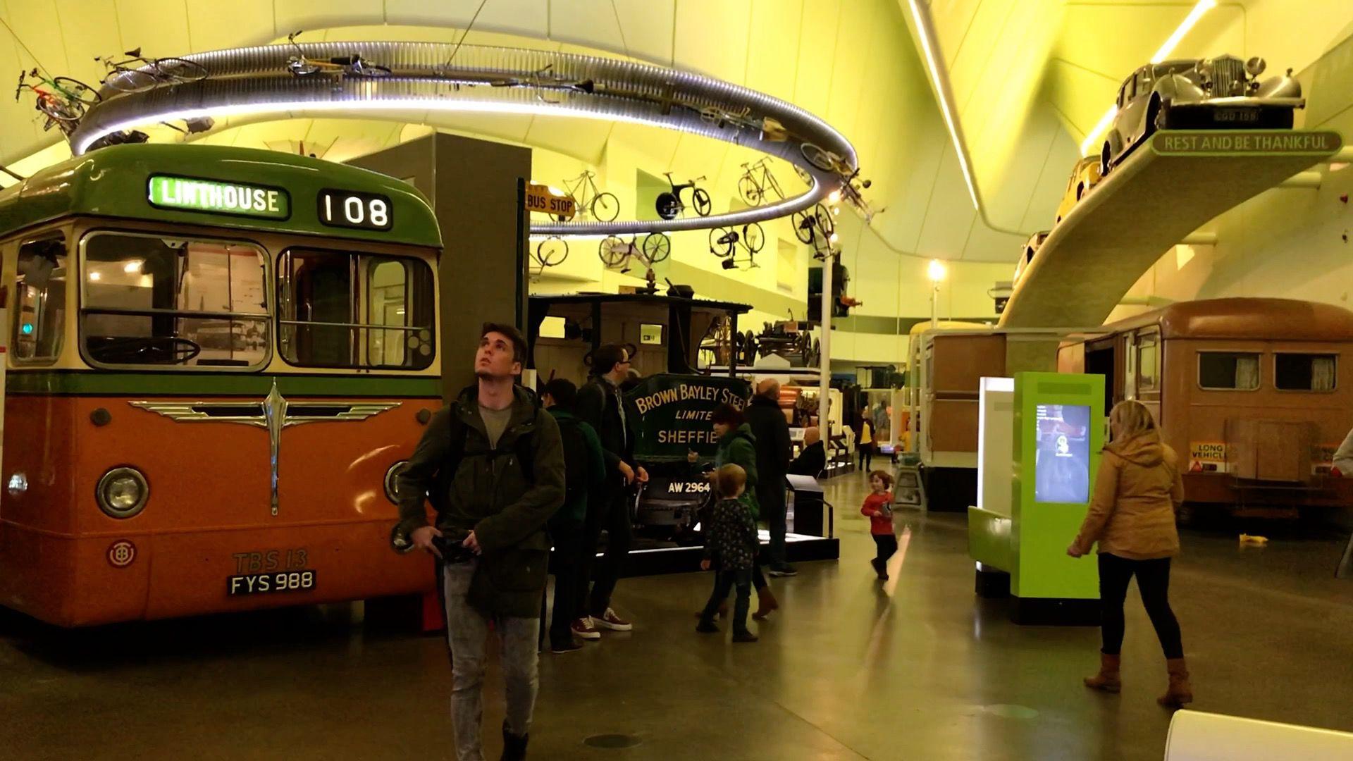 Glasgow - Riverside Museum