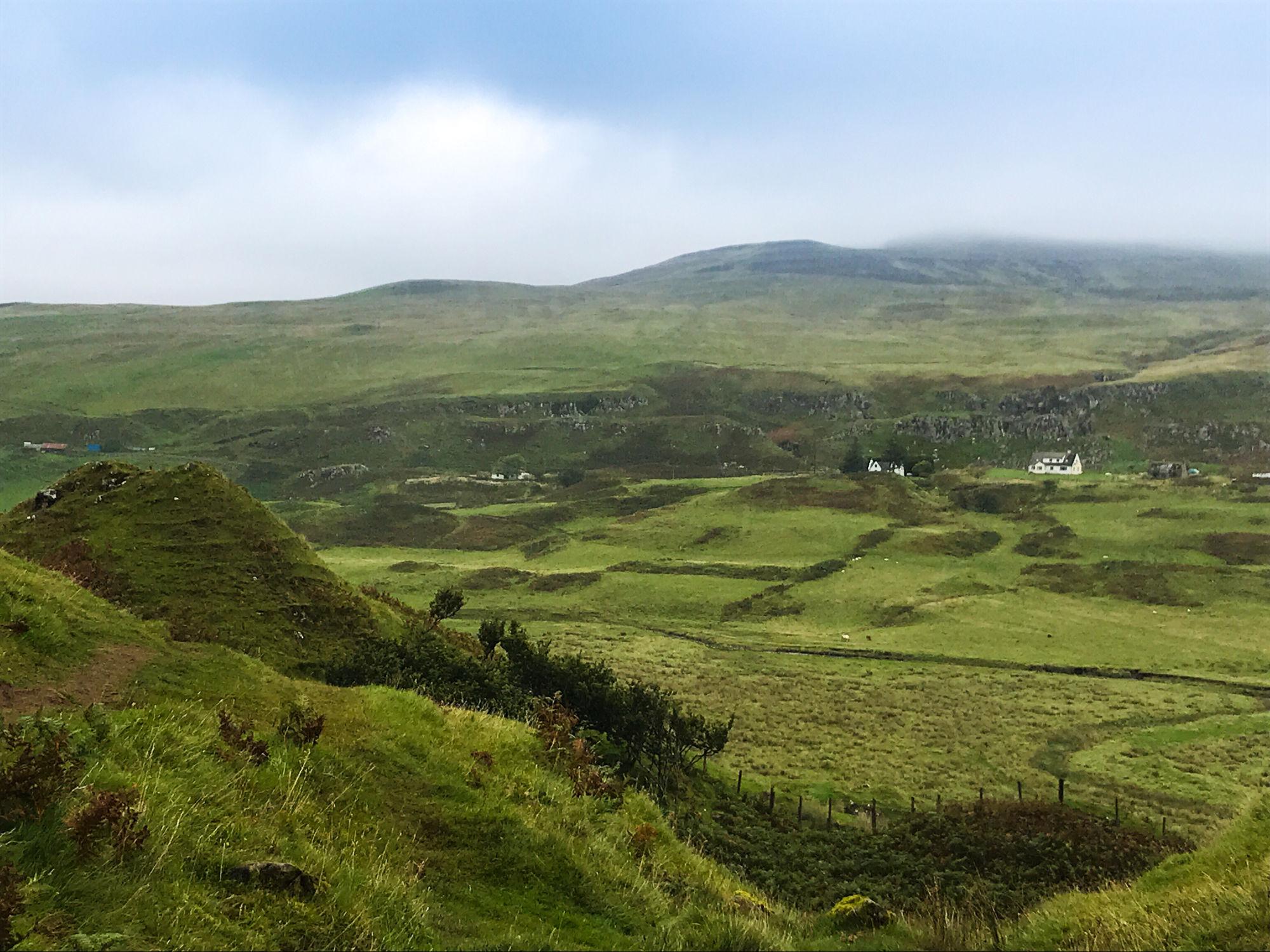 Isola di Skye - Fairy Glen