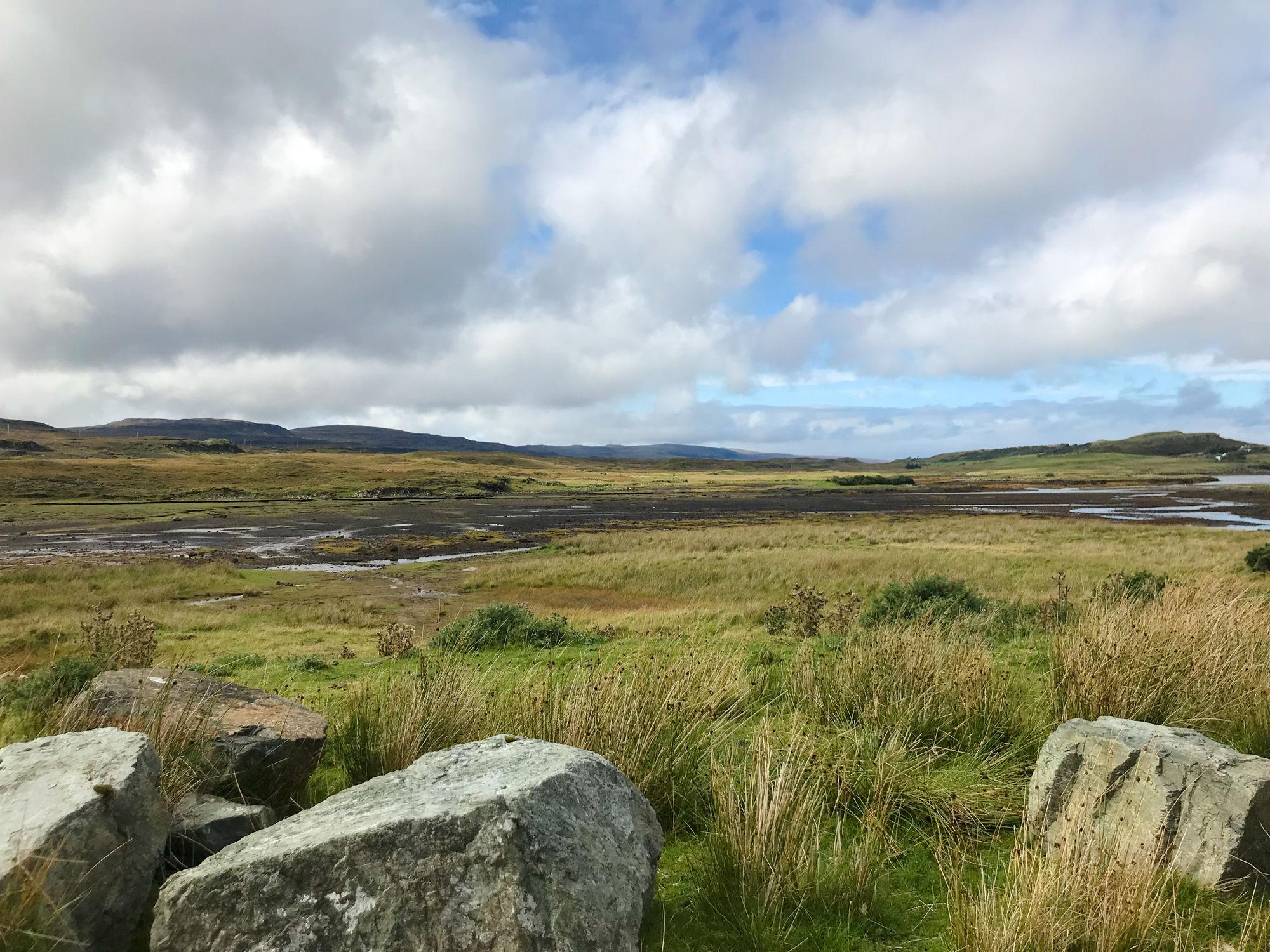 Isola di Skye - Panorama