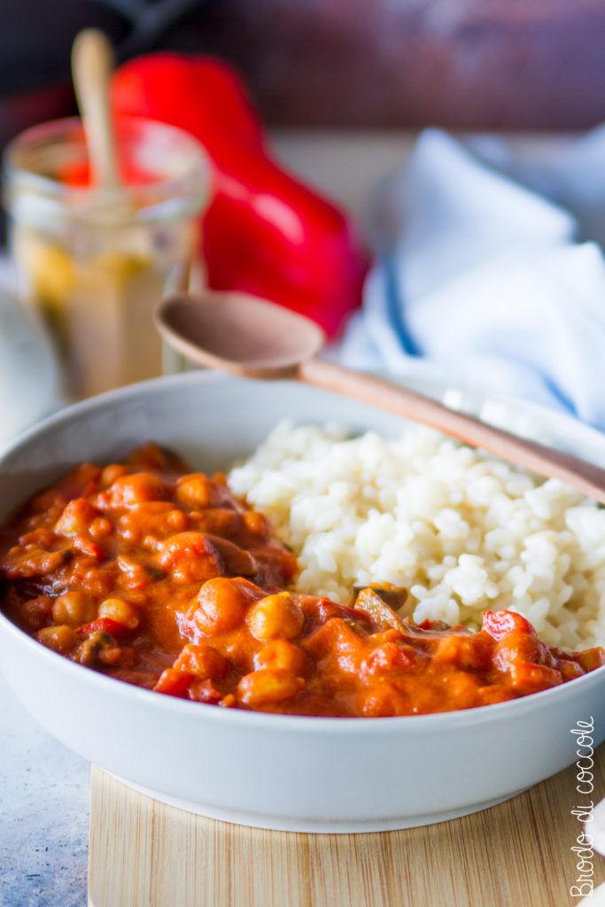 Curry di ceci