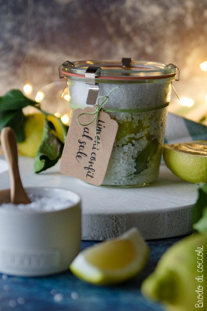 Limoni confit al sale