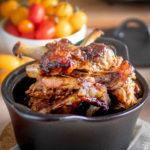 Costine di maiale bbq (ricetta classica e in slowcooker)