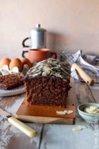 Plumcake al cioccolato e zucchine