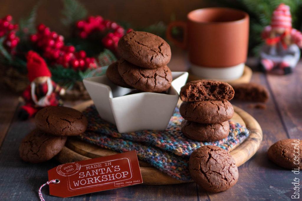 """Biscotti al cioccolato """"Cioccotop"""""""