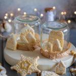 Casette di biscotto in barattolo